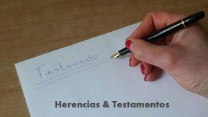 abogados herencias Valencia